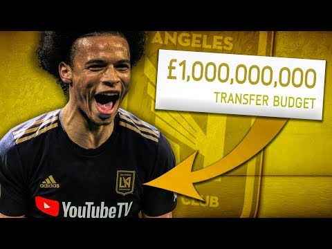 1,000,000,000 LAFC Takeover Challenge! FIFA 20 Career Mode