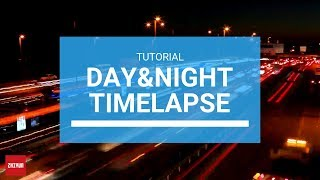 How to Make a Timelapse in Daylight and Night|By Volkan Yetilmezer |Zhiyun|Crane 2