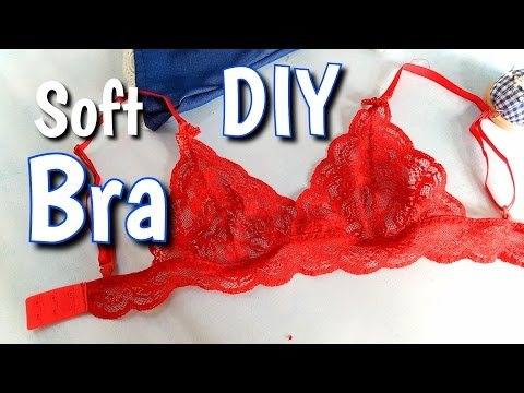 Jak uszyć stanik - DIY   how to sew a bra