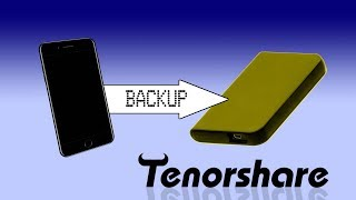 How to Backup iPhone/iPad/iPod Data to External Hard Drive 2018? No iTunes Needed.