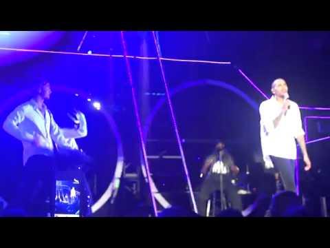 Chris Brown Romances Kelly Rowland. Duets With Ludacris