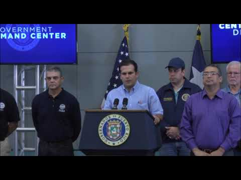 Oct. 01 Update - Federal Support to Puerto Rico Disaster and Relief Operations