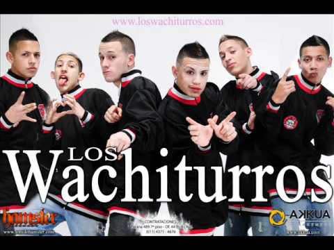 cancion pegadito pared wachiturros