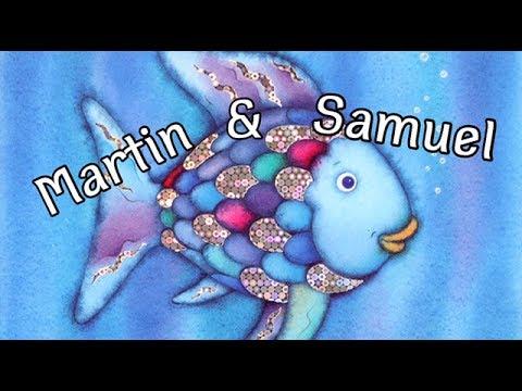 Martin The Octopus & Samuel The Rainbow Fish - Children's Bedtime Story/Meditation