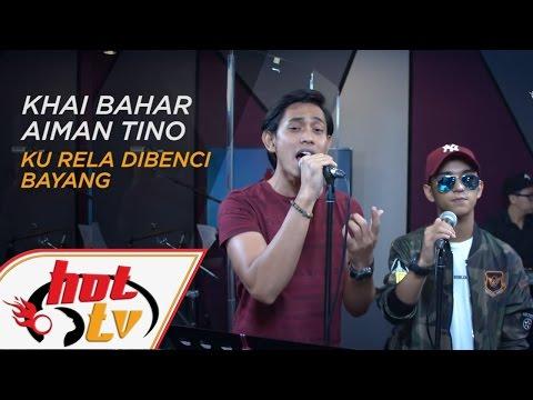 AIMAN TINO vs KHAI BAHAR - Ku Rela Dibenci X Bayang #Fantastik4 #JammingBattleHot