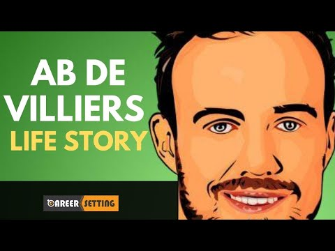 AB de Villiers Life story | Biography || Career Setting Tribute ||