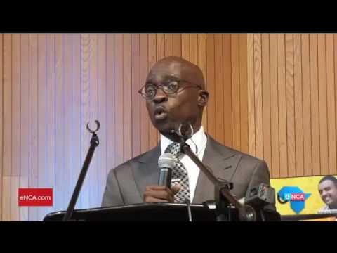Gigaba addresses violence against foreign nationals : PART 2