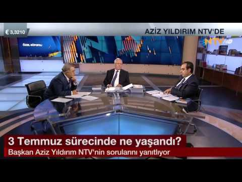 Aziz Yıldırım özel yayınının...