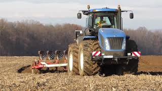 Newholland T9.560 Plow