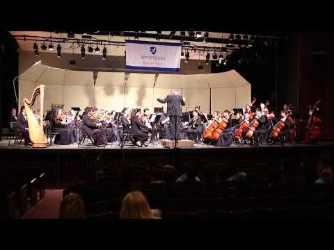 2018 NHS San Francisco Tour - Festival Orchestra