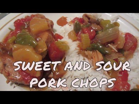Sweet And Sour Boneless Pork Chops ~ Gluten Free ~ Crock Pot
