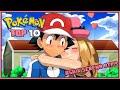 Top 10 Reasons Ash And Serena Should Date | Ash X Serena Otp Pokémon Xyz video
