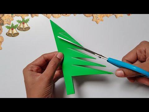 Christmas crafts & mini decoration projects & ideas with Color papers
