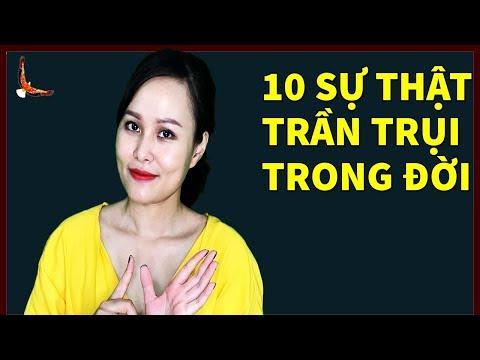10 Sự thật TRẦN TRỤI bạn buộc phải CHẤP NHẬN để luôn SÁNG SUỐT, THANH THẢN