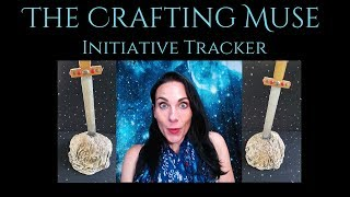 Magnetic Excalibur Initiative Tracker DIY Project, Part 1 to the Series