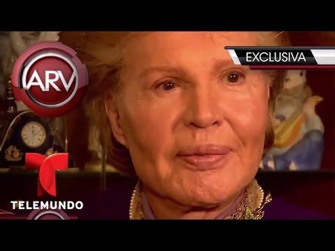 Carmen Dominicci Entrevista A Walter Mercado Parte 2 Al Rojo Vivo