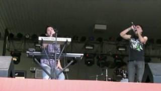 12 Legiones - Mejor quemarse que apagarse lentamente @ Festival de rock Culiacan 2010