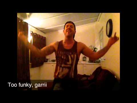 George Michael , Too funky cover by Garrii