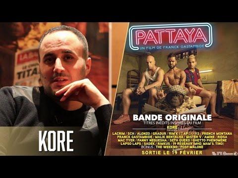 Kore : « Je voulais que la B.O de Pattaya sente le soleil ! »