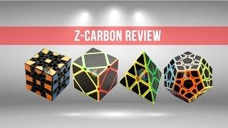 z cube carbon review pyraminx megaminx skewb gear v2