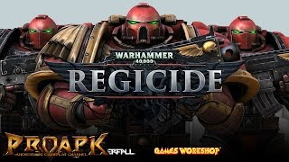 Warhammer: 40,000 Regicide Gameplay iOS / Android / PC