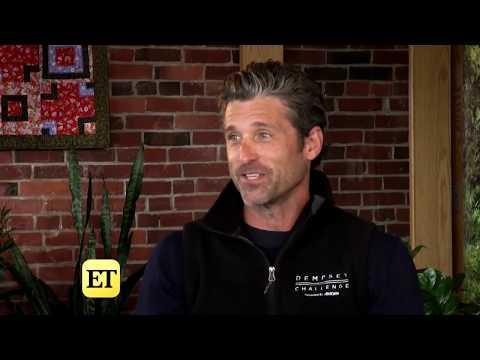 Patrick Dempsey speaks about Ellen Pompeo and Grey's Anatomy
