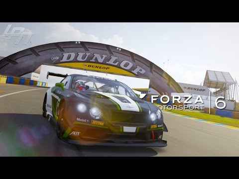 FORZA MOTORSPORT 6 - GT LE MANS TESTLAUF (Xbox One) / Lets Play Forza 6 MP
