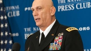 General Ray Odierno, U.S. Army Chief of Staff, speaks at The National Press Club - Jan. 7, 2014