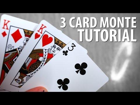 3 Card Monte Scam – TUTORIAL