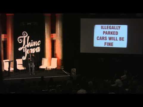 Thinc Iowa 2012 - Ron J. Williams