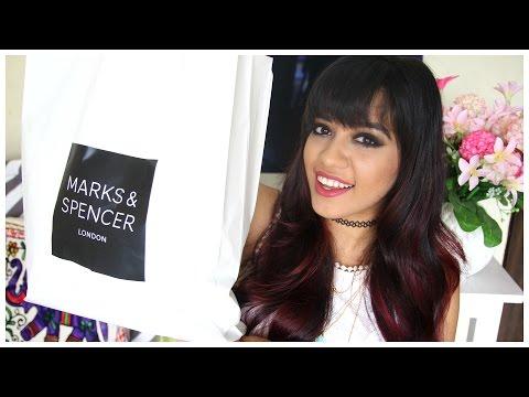 Marks & Spencer's Lingerie Haul | Debasree Banerjee