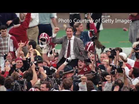 Coach Gene Stallings on Jeremy Pruitt and Jimbo Fisher to Texas A&M