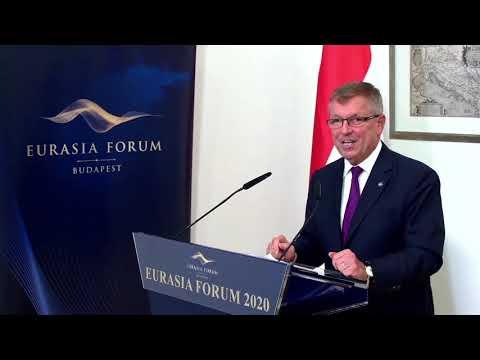 Budapest Eurasia Forum 2020 | E-conference Live