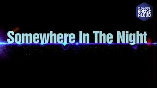 Somewhere In The Night | Blakc | Soft Rock | ArtistAloud