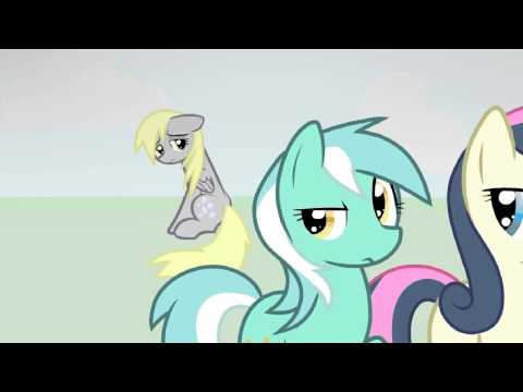 Derpy sad song I'll be waiting