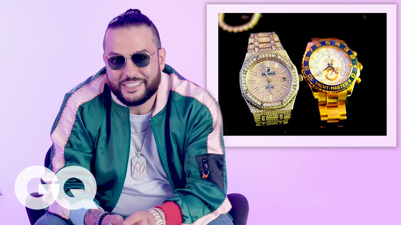 Belly Shows Off His Insane Jewelry Collection | On the Rocks