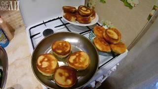 Лепешки на кефире вкус из детства / Простые рецепты