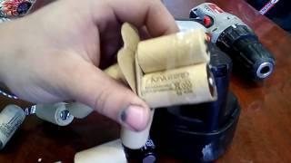 Ремонт аккумулятора шуруповерта своими руками (видео)
