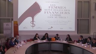 Les femmes sont-elles des financiers comme les autres ?
