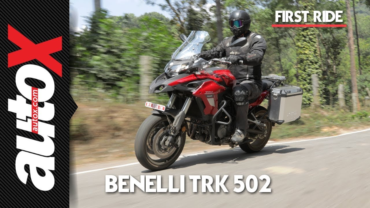 Benelli TRK 502 & 502X Review