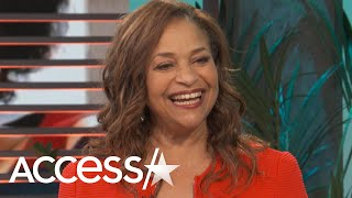 Debbie Allen Says Ellen Pompeo Makes 'Grey's Anatomy' Cast 'Act Up' On Set: 'She Loves To Have Fun'