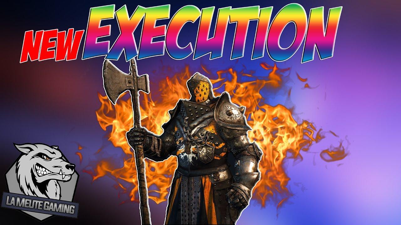 For Honor - Nouvelle Execution De L U0026 39 Emissaire