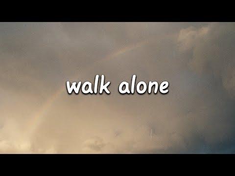 Rudimental - Walk Alone (Lyrics) ft. Tom Walker