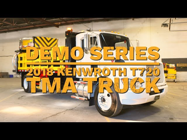 2018 Kenworth T270 TMA Truck | Truck Demo | Royal Truck & Equipment