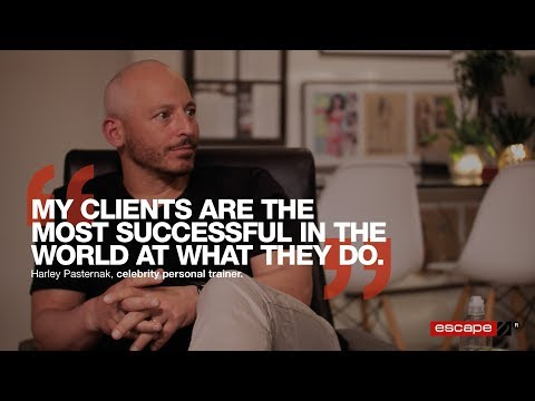 Harley Pasternak On Halle Berry, Kanye West And 5-Factor Fitness – Escape Your Limits Ep 83