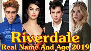 Riverdale Real Name And Age 2019