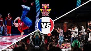 Battle Pro 2019 Semifinal | Red Bull BC One All Stars vs. Immigrandz