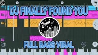 Download Lagu DJ FINALLY FOUND YOU REMIX FULL BASS TERBARU 2020 mp3