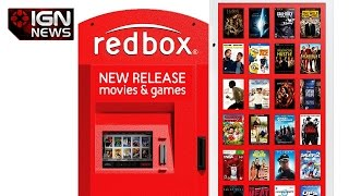 Redbox Rental Prices Are Going Up - IGN News