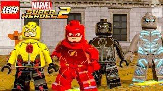 FLASH SAVITAR ZOOM FLASH REVERSO no LEGO Marvel Super Heroes 2 (MOD)